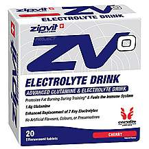 image of ZipvitSport Electrolyte Tablets 4.5g Cherry