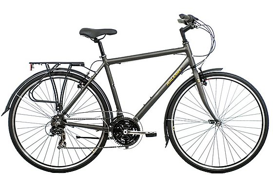 Raleigh Pioneer 1 Mens Hybrid Bike