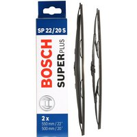 Bosch SP22/19S Wiper Blades - Front Pair