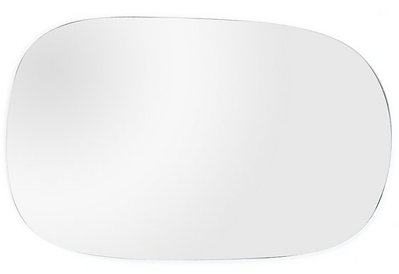 Halfords Standard Replacement Mirror Glass SR316