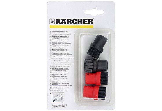 Karcher Steam Cleaner Nylon Brushes