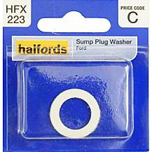 image of Halfords (HFX223) Sump Washer for Ford