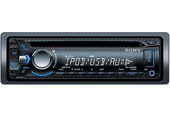 Sony CDX-G2000UI Car Stereo
