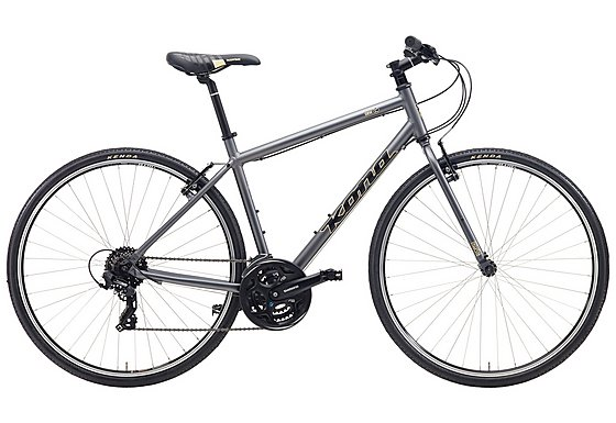 Kona Dew Hybrid Bike 2015