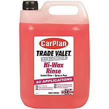 image of CarPlan Trade Hi-Wax Rinse 5L