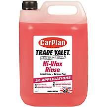 image of CarPlan Trade Hi-Wax Rinse 5L
