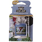 image of Yankee Candle Car Jar Ultimate Garden Sweet Pea