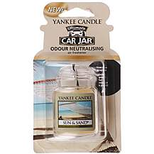 image of Yankee Candle Car Jar Ultimate Sun and Sand