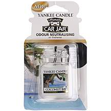image of Yankee Candle Car Jar Ultimate Coconut Bay