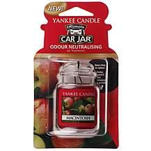 image of Yankee Candle Car Jar Ultimate Macintosh