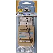 image of Yankee Candle Car Jar 3pk Seacoast Highway Car Air Freshener