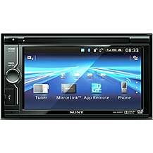 image of Sony XAV-602BT Double Din In-Car Bluetooth Multimedia System