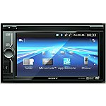 image of Sony XAV-602BT In-Car Bluetooth Multimedia System