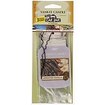 image of Yankee C Car Jar 3pk Spa Day Car Air Freshener