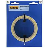 Halfords Reflective Tape Silver 25mm x 5M (HFX670)