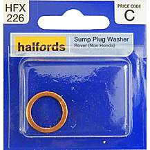 image of Halfords Sump Washer (Rover) HFX226