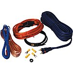 image of Autoleads PC4-25 SUB AMP wiring kit