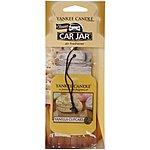 image of Yankee Candle Car Jar Vanilla Cupcake