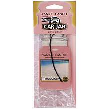 image of Yankee Candle Car Jar Pink Sands