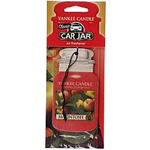 image of Yankee Candle Car Jar Macintosh