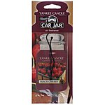 image of Yankee Candle Car Jar Black Cherry
