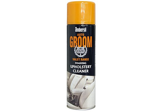 Ambersil Groom Upholstery Cleaner 500ml