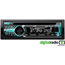 image of JVC KD-DB95BT DAB Car Radio