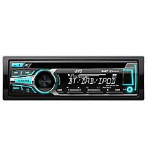 image of JVC KD-DB95BT DAB Car Stereo with Bluetooth