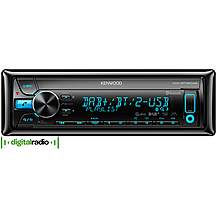 image of Kenwood KDC-BT48 DAB Car Radio