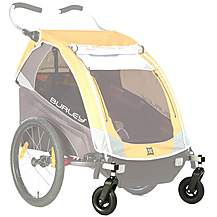 image of Burley 2-Wheel Stroller Kit