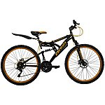image of Boss Blackgold Mens Mountain Bike 18""