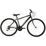 image of Falcon Monza Mens Hybrid Bike 20""