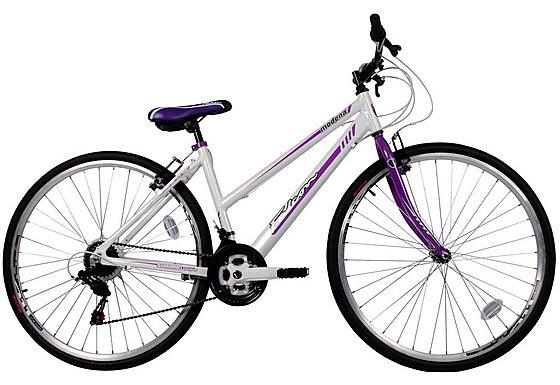 Falcon Modena Womens Hybrid Bike 17