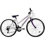 image of Falcon Modena Womens Hybrid Bike 17""