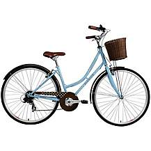 image of Elswick Canterbury Womens Hybrid Bike 17""