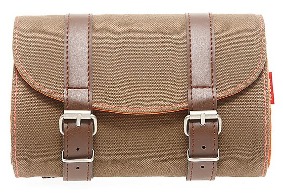 New Looxs NL MONDI SADDLEBAG CANVAS BROWN