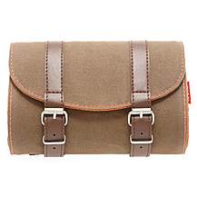 image of New Looxs NL MONDI SADDLEBAG CANVAS BROWN