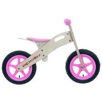 Apollo Wooden Balance Bike Pink