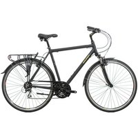 """Raleigh Pioneer 4 Mens Hybrid Bike - 21"""""""