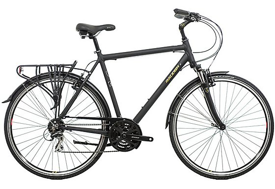 Raleigh Pioneer 4 Mens Hybrid Bike