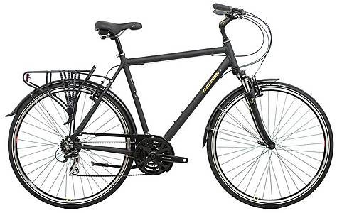 image of Raleigh Pioneer 4 Mens Hybrid Bike