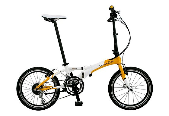 Dahon Visc P18 Folding Bike 2014