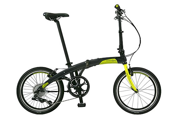 Dahon Mu P27 Folding Bike 2014