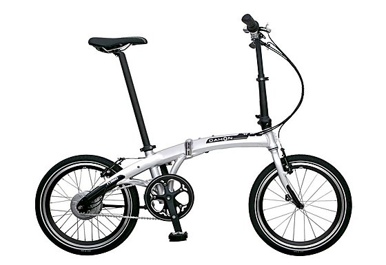 Dahon Mu N360 Folding Bike 2014