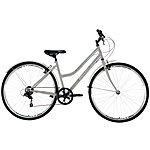 image of Falcon Swift Womens Hybrid Bike - 17""