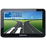 "image of Snooper S6400 Truckmate Pro UK 7"" Sat Nav"