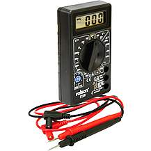 image of Rolson Digital Multimeter
