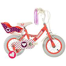 image of Townsend Crush Girls Bike - 12""