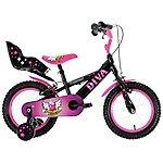 "image of Townsend Diva Girls Bike - 14"""
