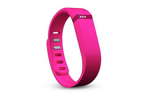 image of Fitbit Flex Fitness Tracker Pink
